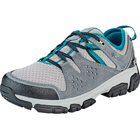 Columbia Isoterra Outdry Chaussures Femme, steam/aegean blue